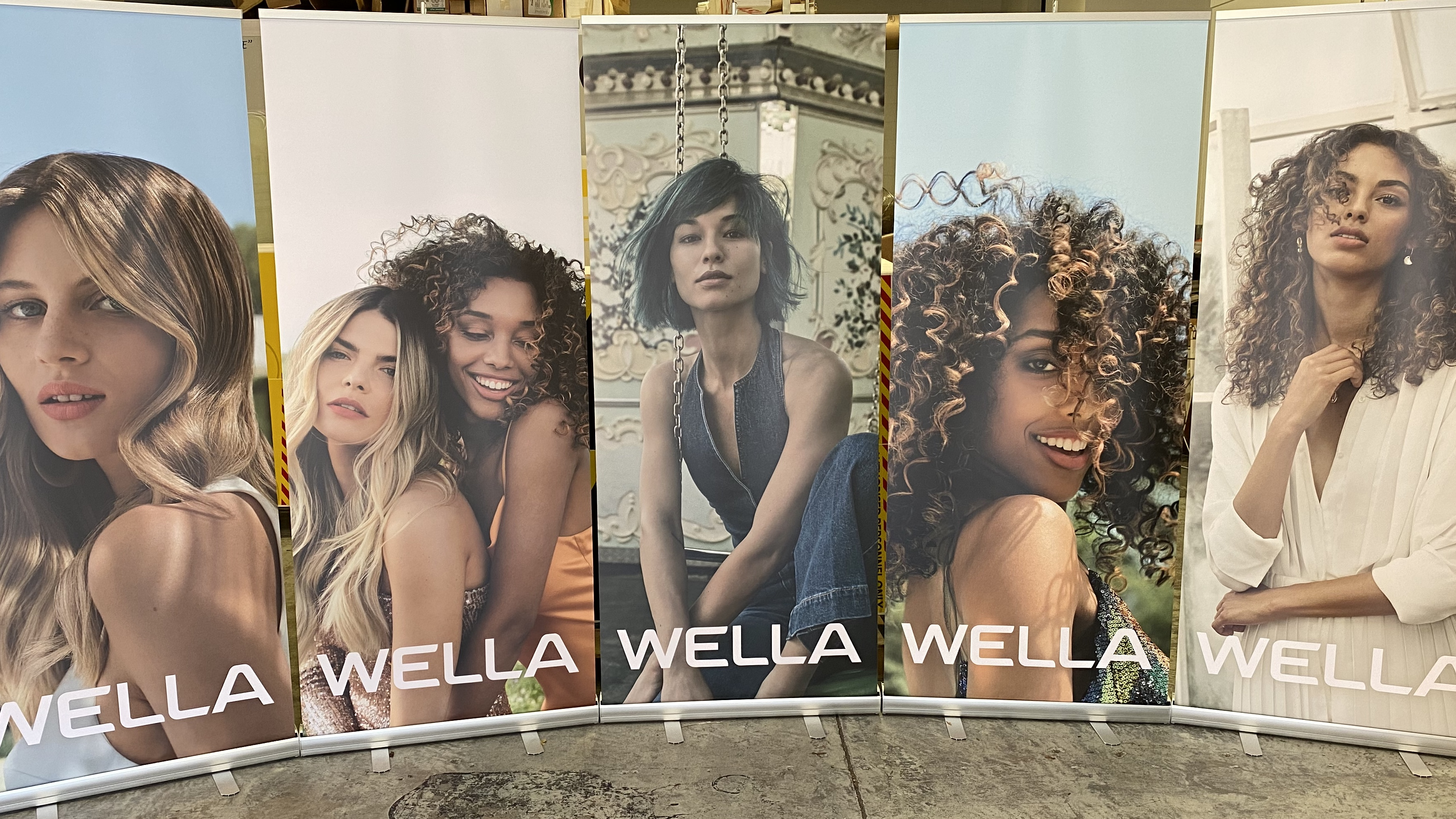 Pull up banners printed in Auckland